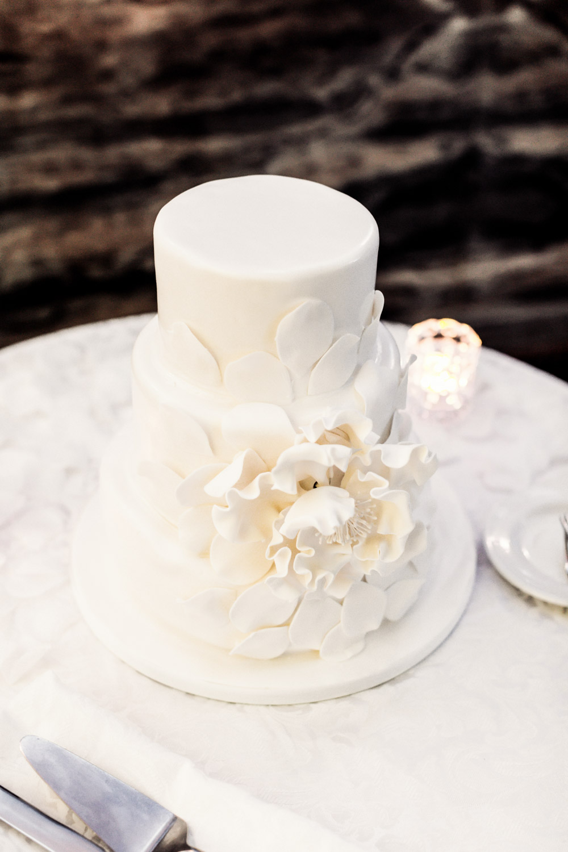 Sweet Definition wedding cake