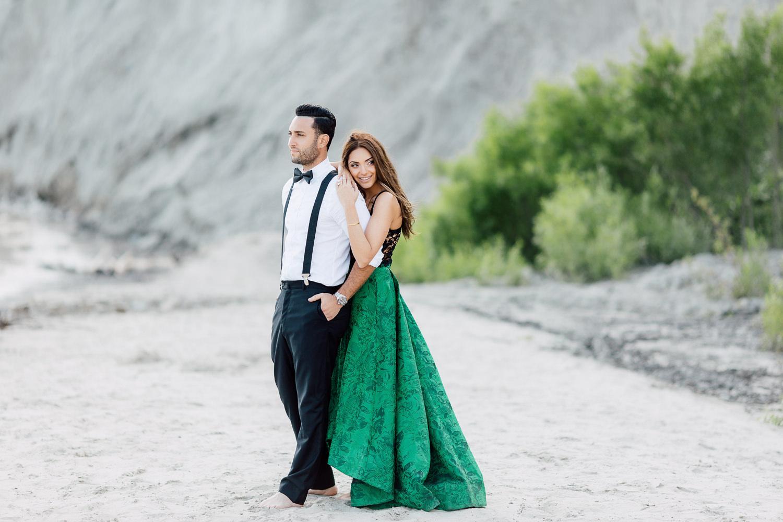 Samira and Joseph engagement