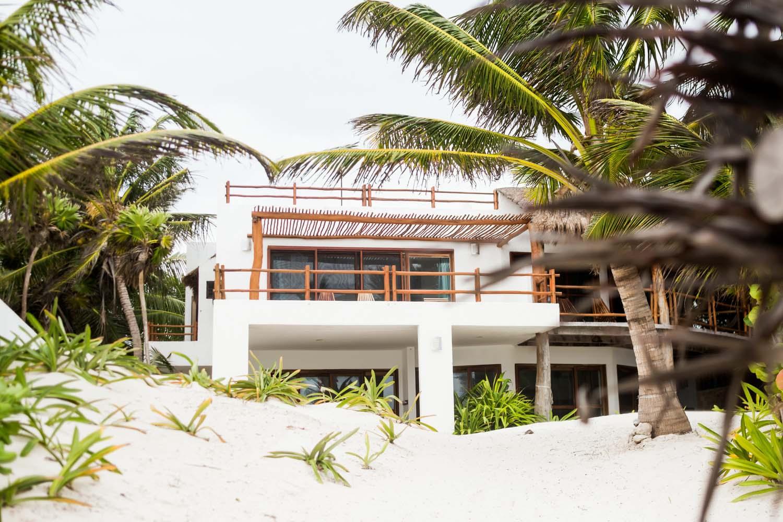 villa for the wedding Mexico
