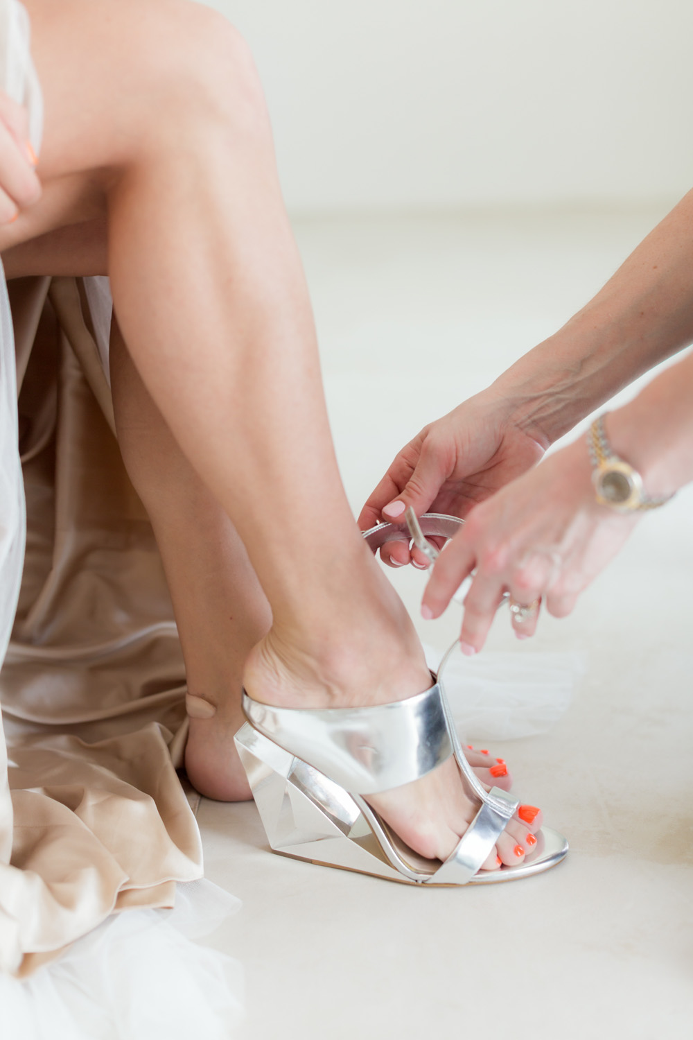 hot wedding shoes