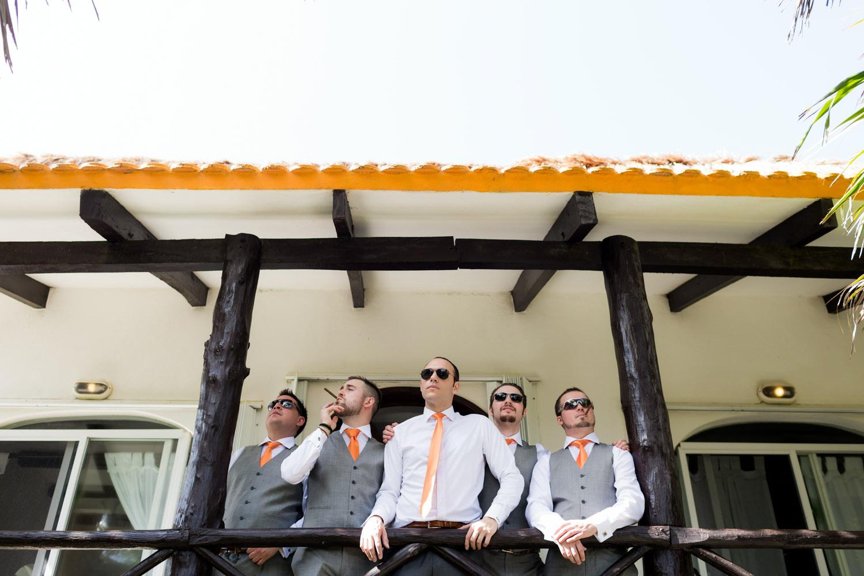 groomsmen mafia