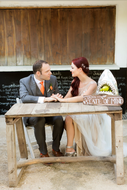 wedding photographers getting married