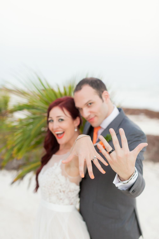 beach wedding playa del carmen