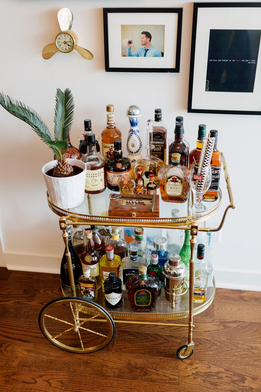 liquour cart