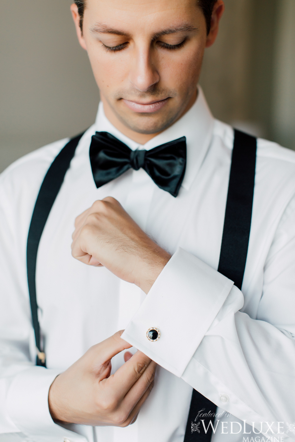 Groom's tux - Korry's