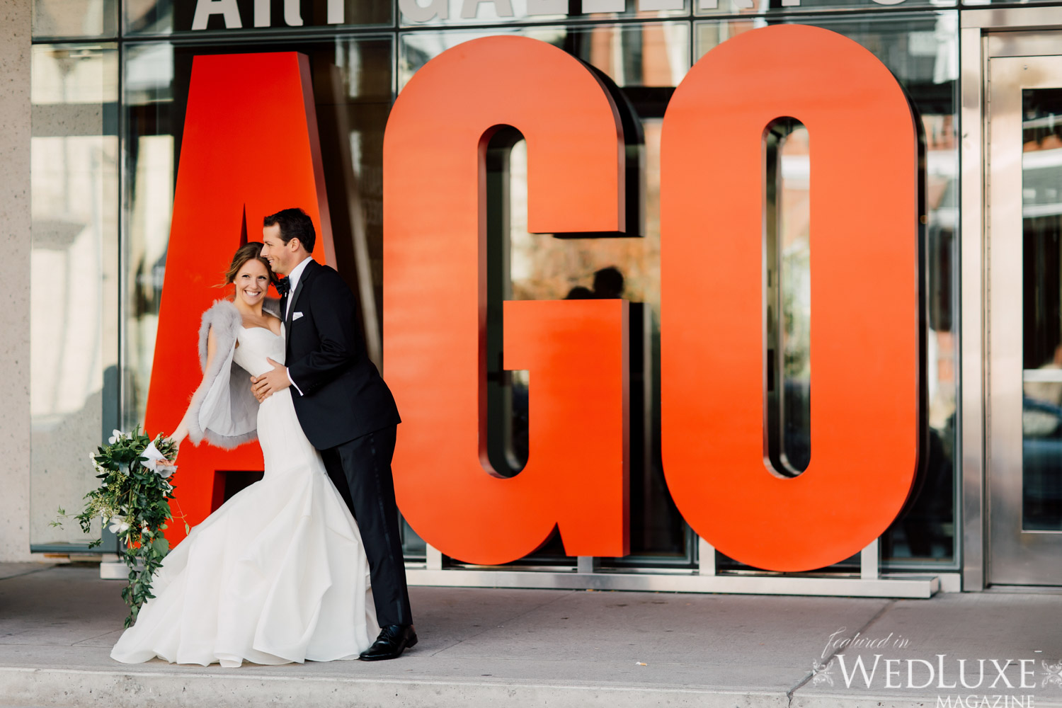 AGO bride and groom photos