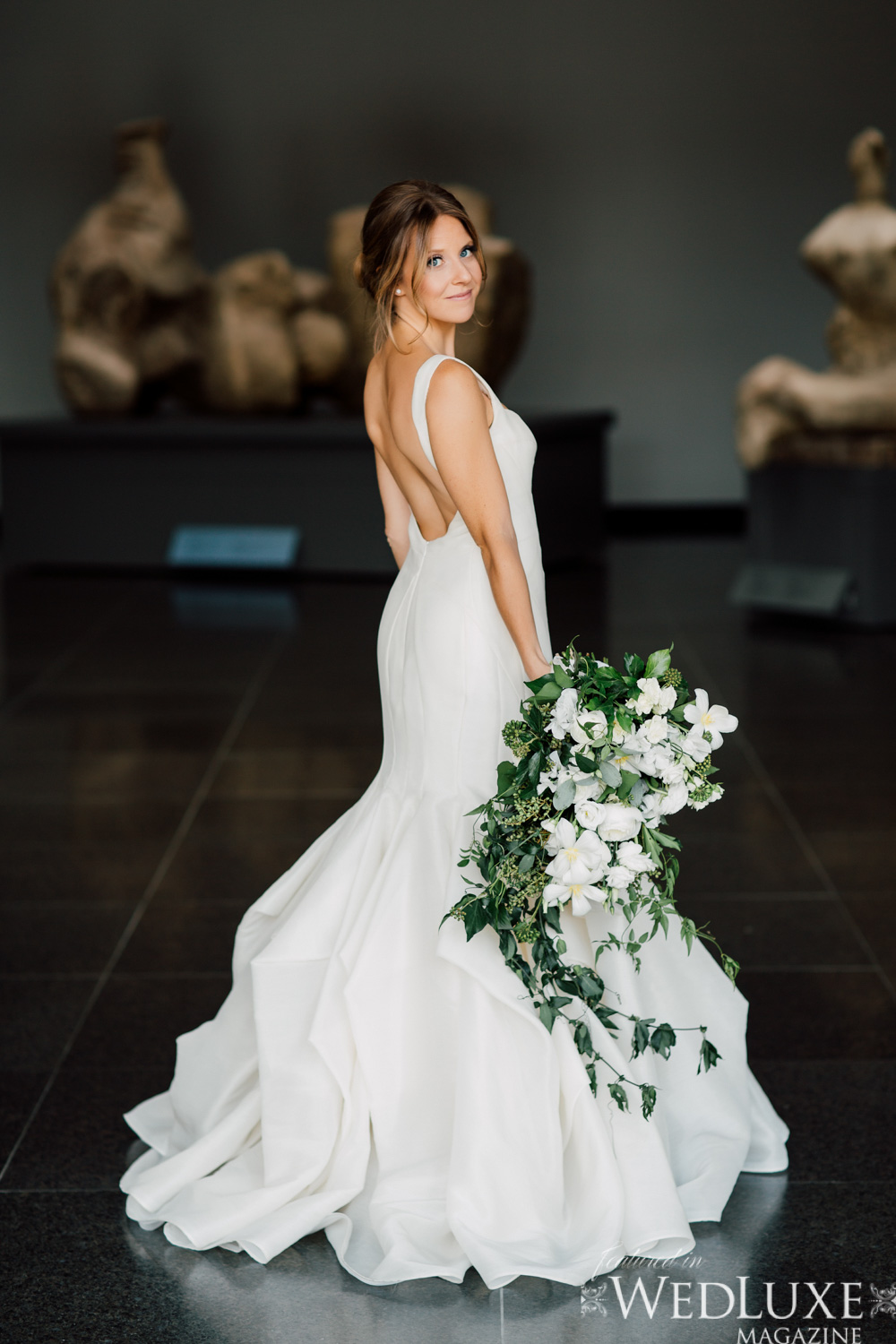 Peter Lagner/ Kleinfelds wedding dress