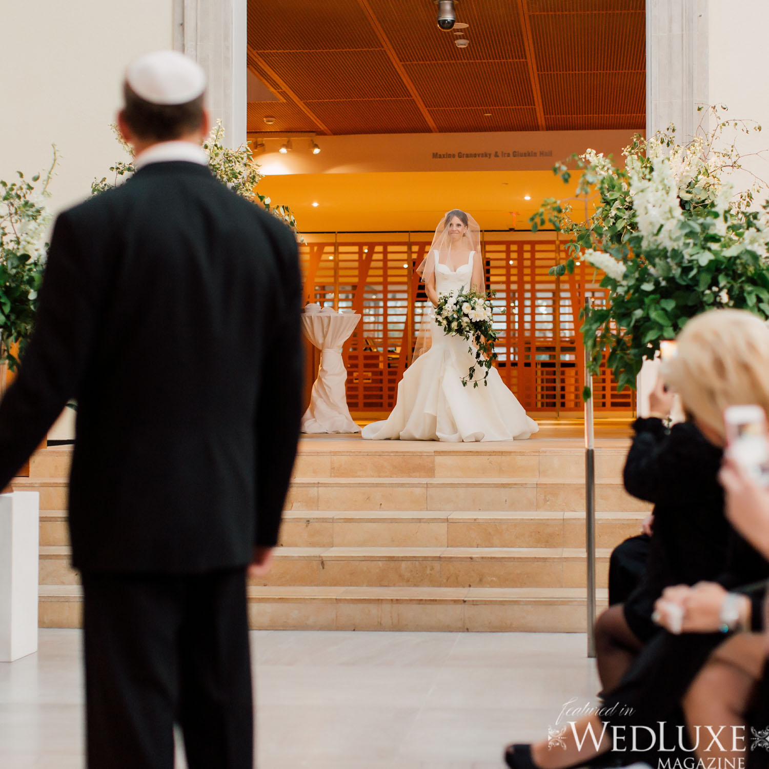 AGO jewish wedding ceremony