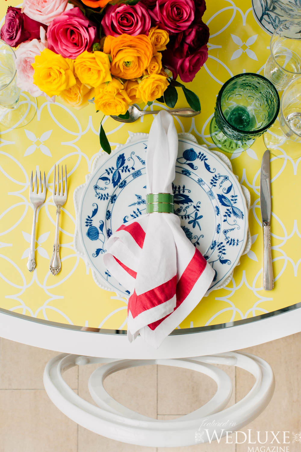 Napkins and Napkin Rings - Pottery Barn