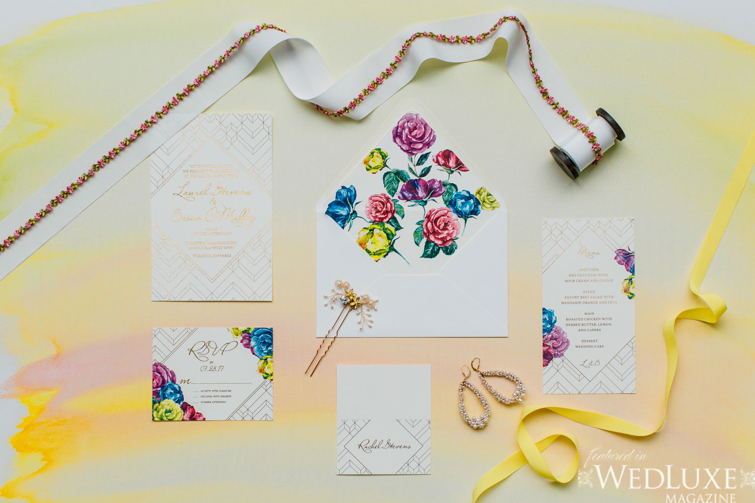 Stationary Design - Anista Designs
