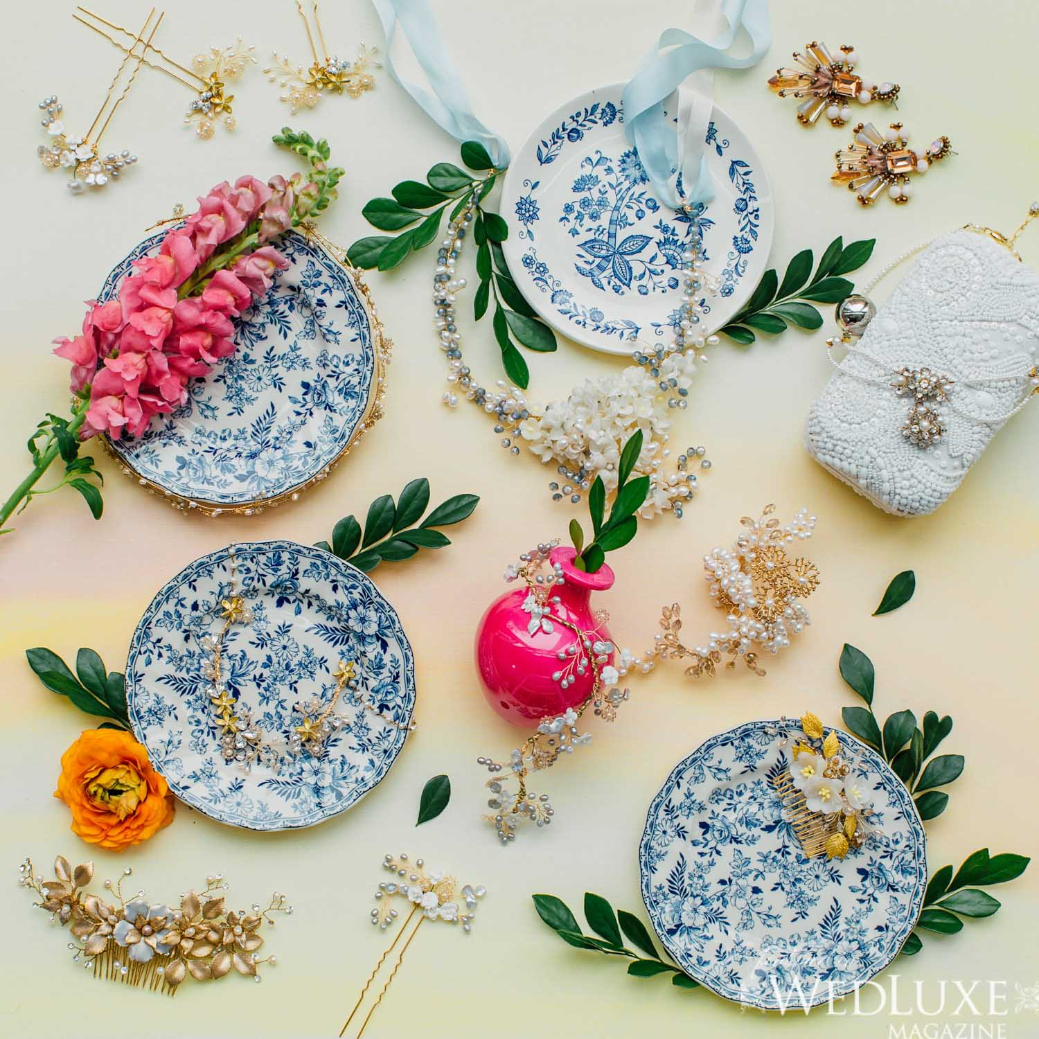 Table Decor - Dance Floor Decor, Plates - Plate Occasions