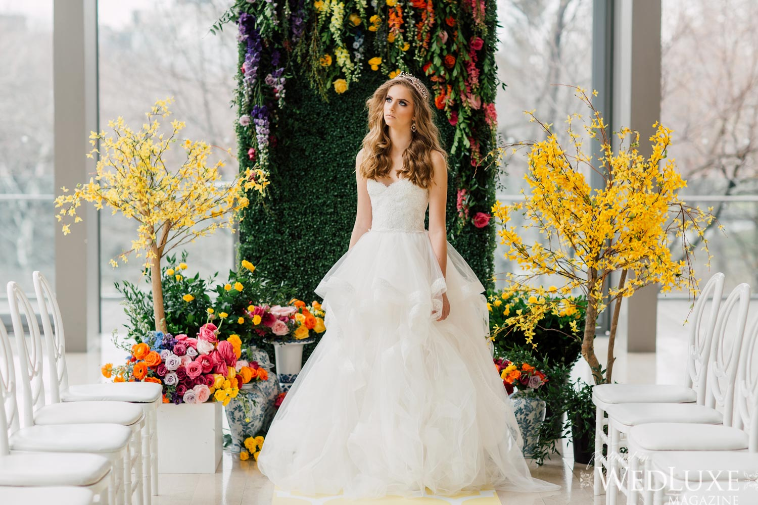 Styled Shoot Royal Conservatory of Music