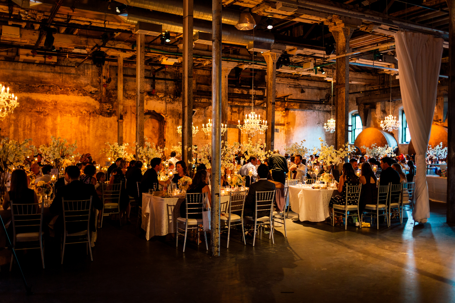 The Fermenting Cellar reception