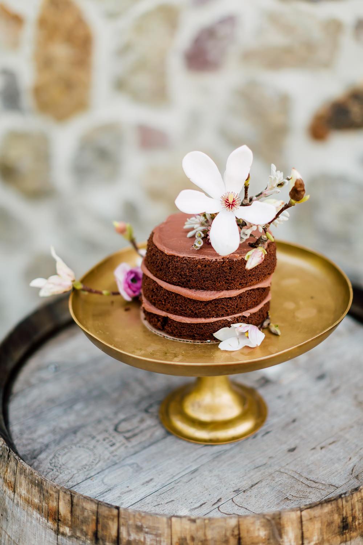 mini cake dessert sweet laurel