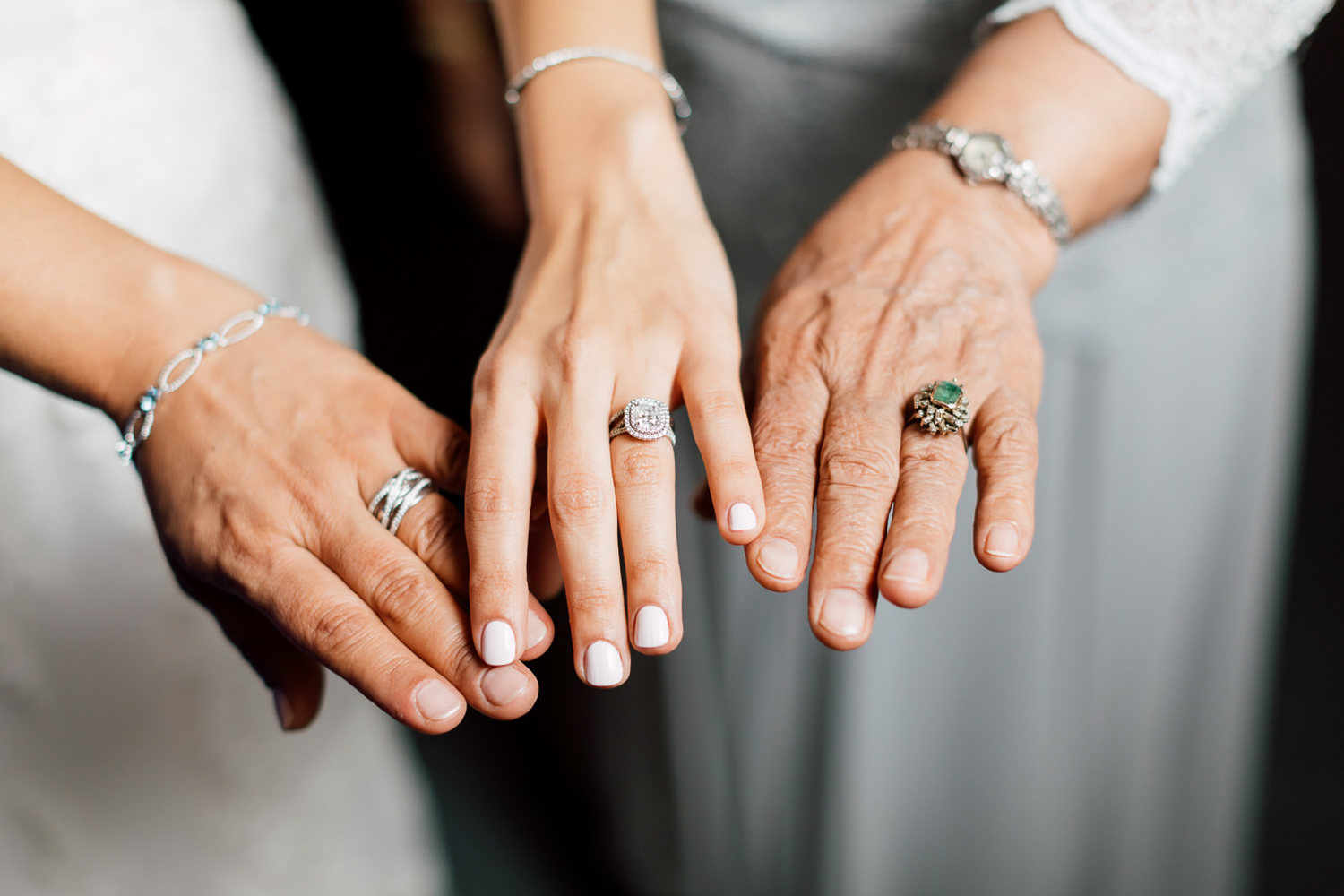family wedding rings