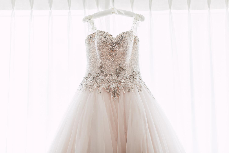 mona richie gown