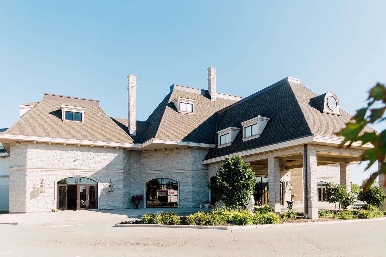 bellvue manor reception