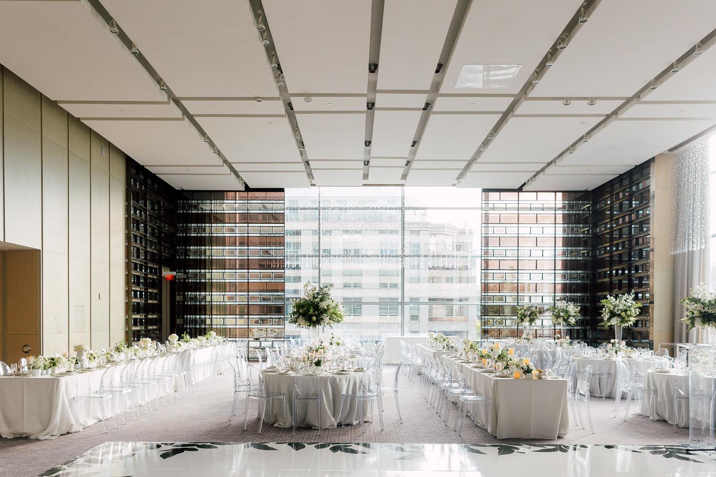 toronto hotel reception