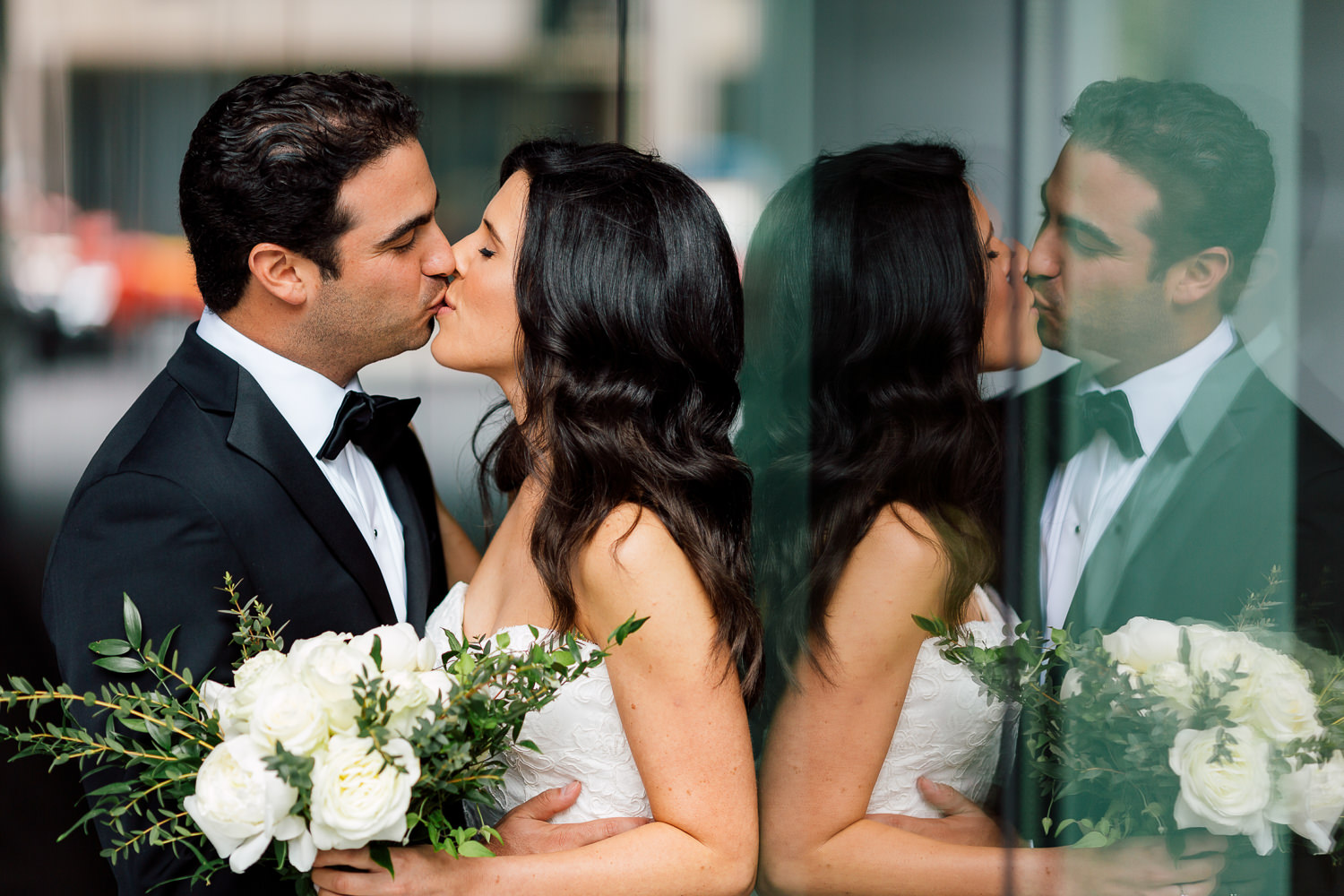 yorkville wedding portraits