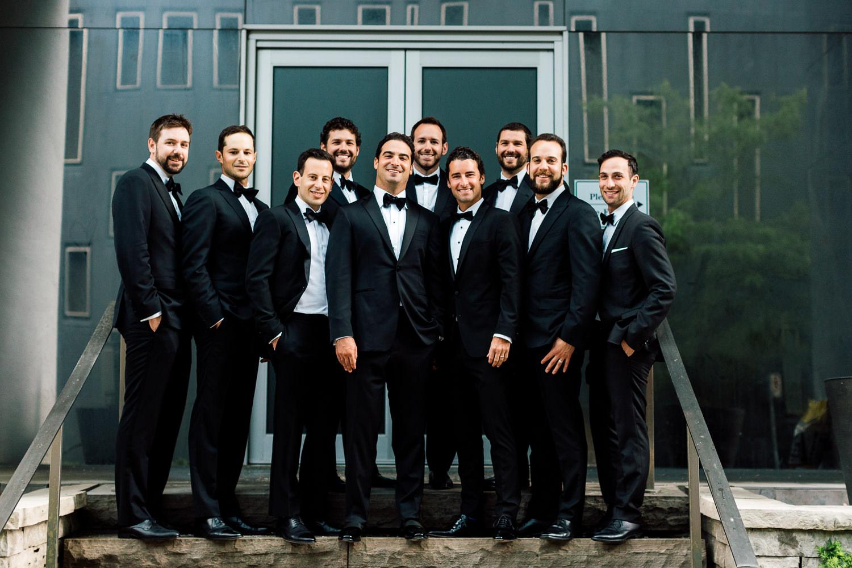 groomsmen yorkville