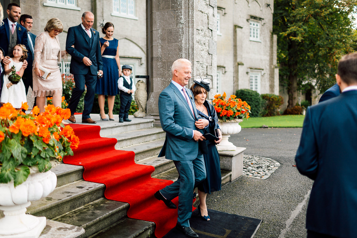 destination wedding ceremony ireland