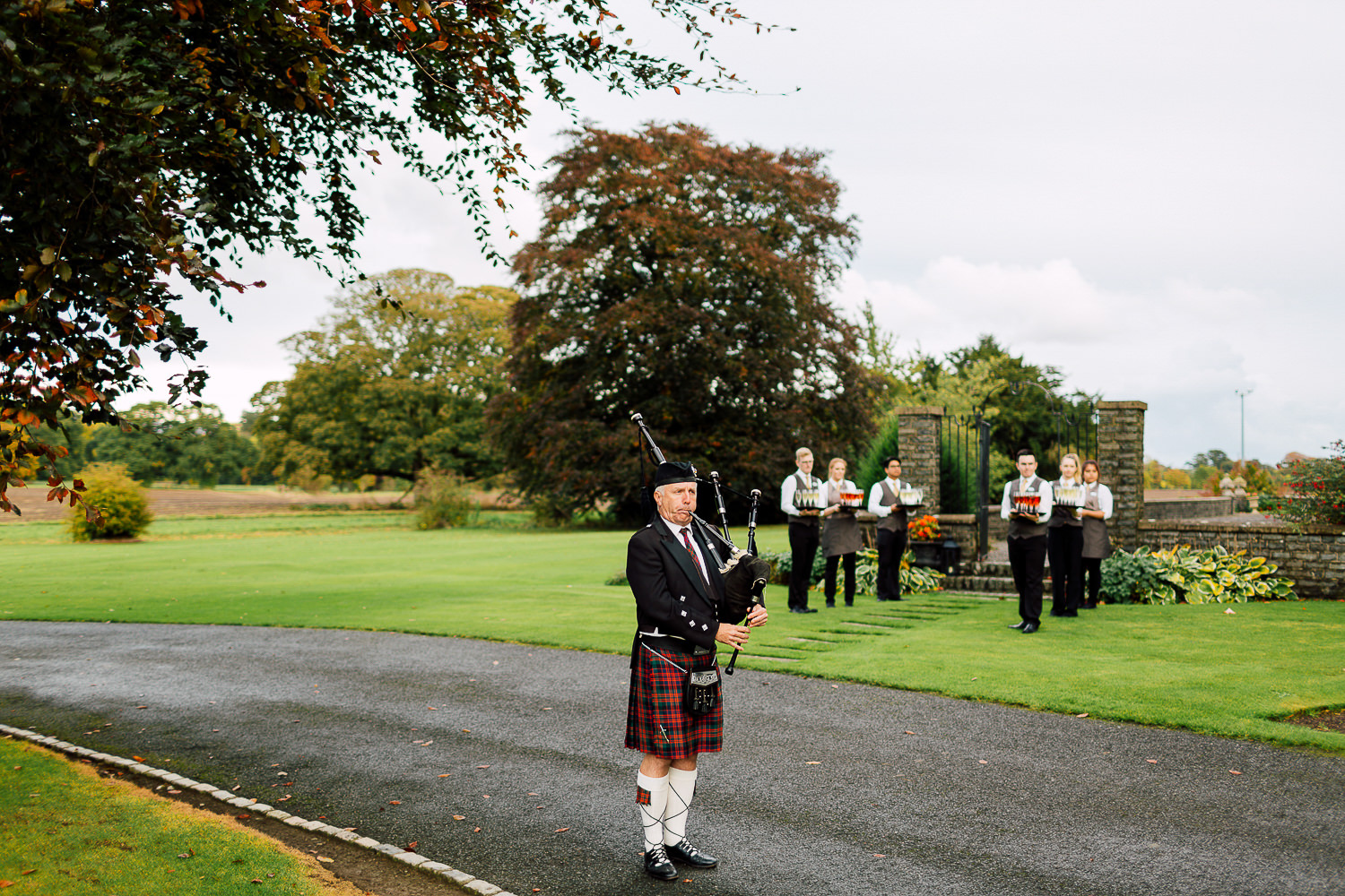 luttrellstown ireland destination wedding
