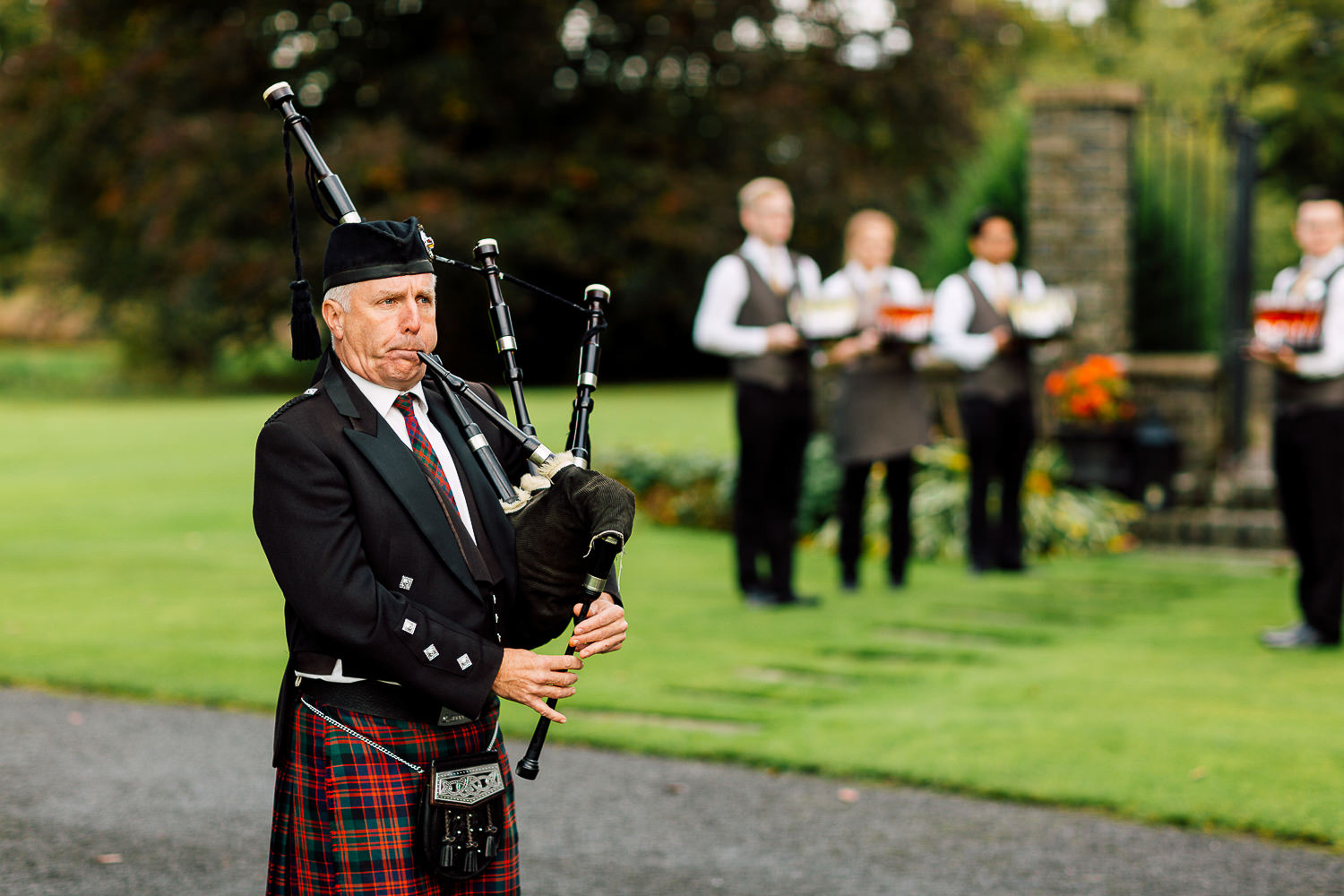pipebag ireland destination wedding