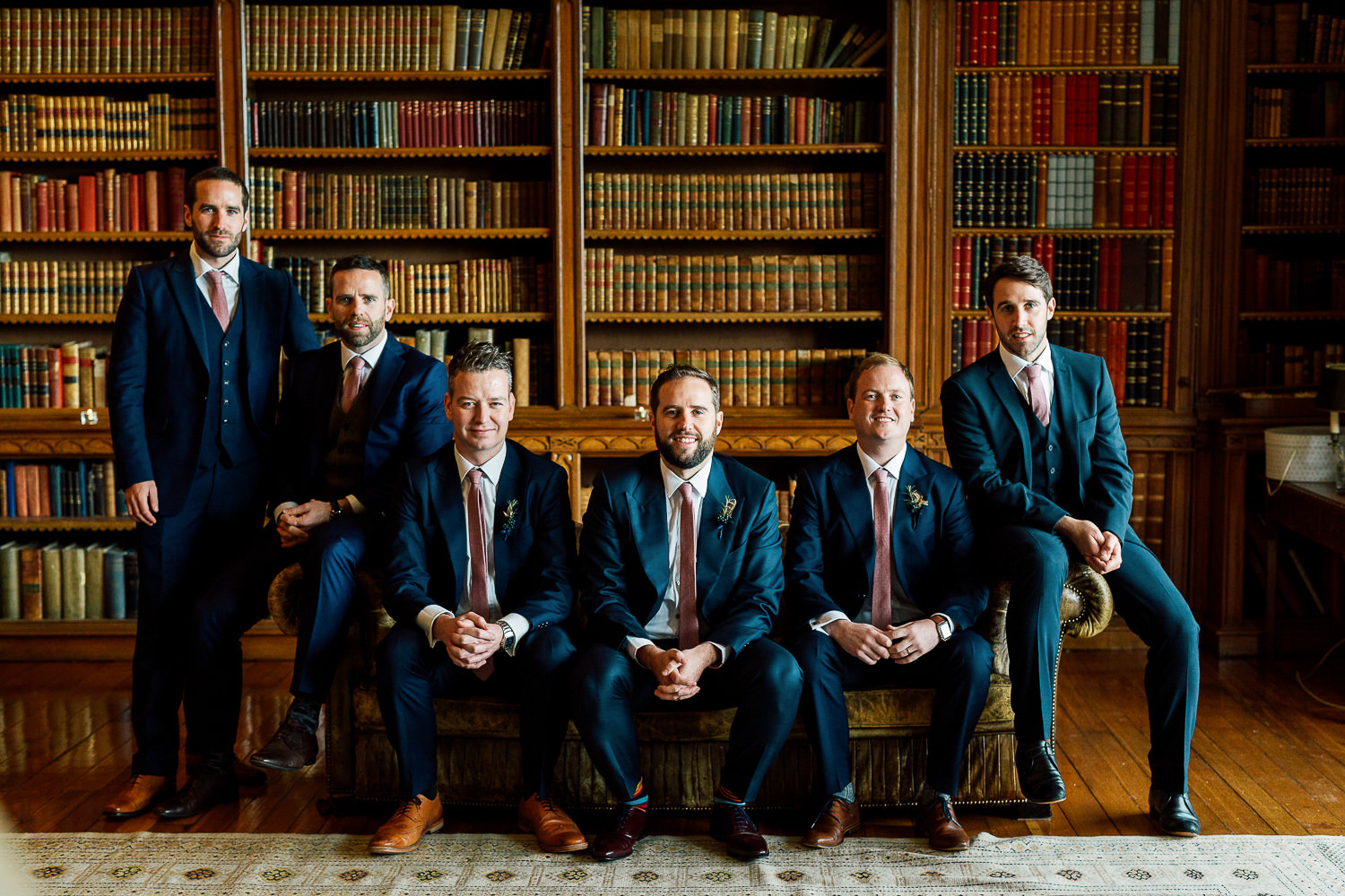groomsmen, family portrait library