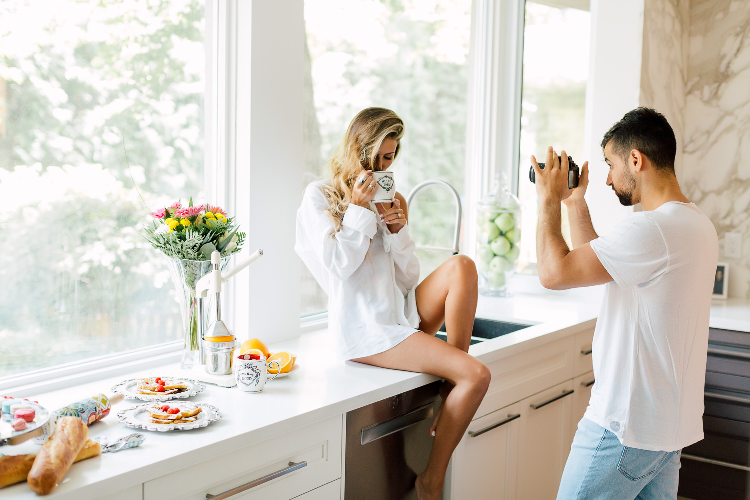 kitchen engagement