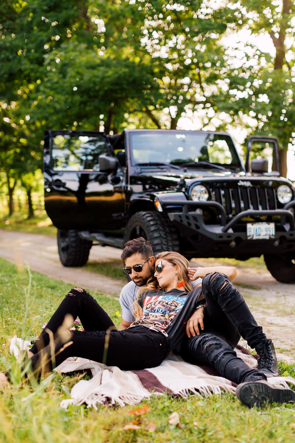 jeep car portraits
