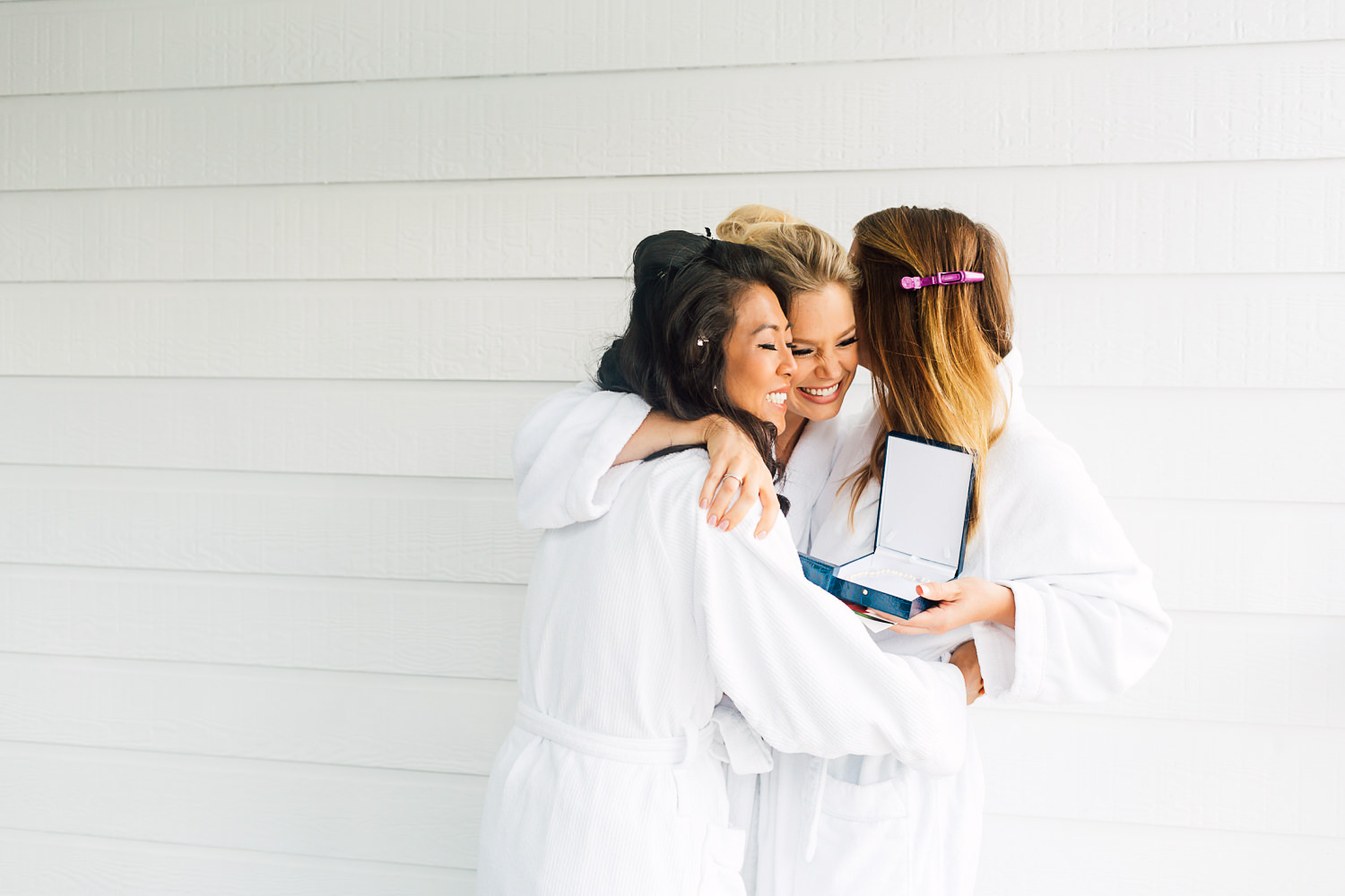 muskoka wedding bridesmaids