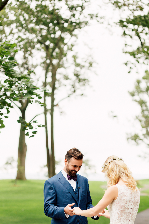 Wedding Venue Overlooking Lake Ontario