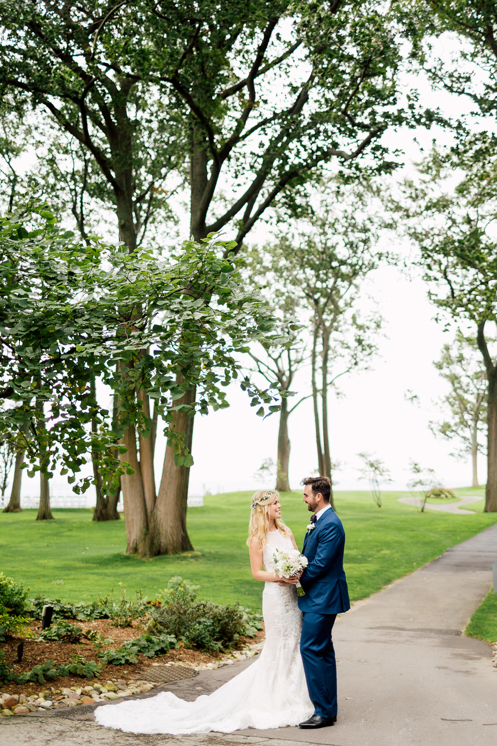 Wedding Venue Overlooking Lake Ontario