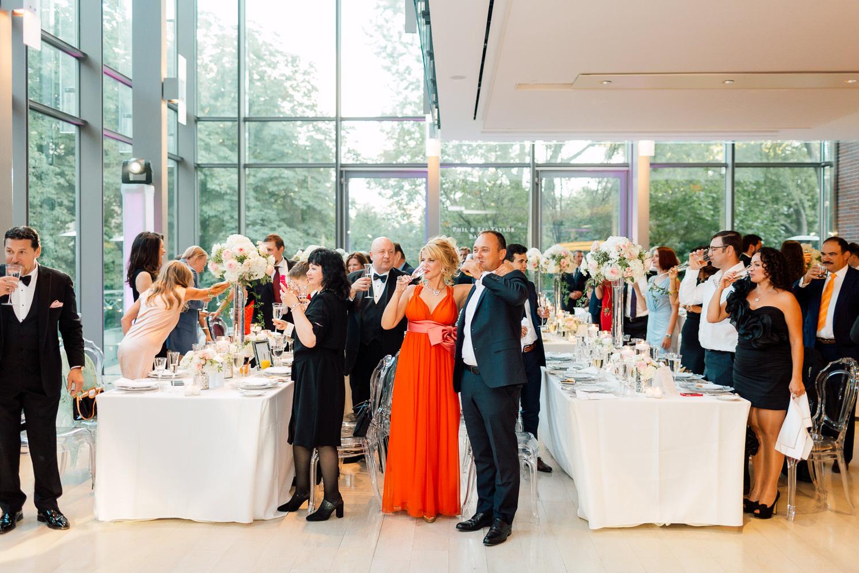royal conservatory reception