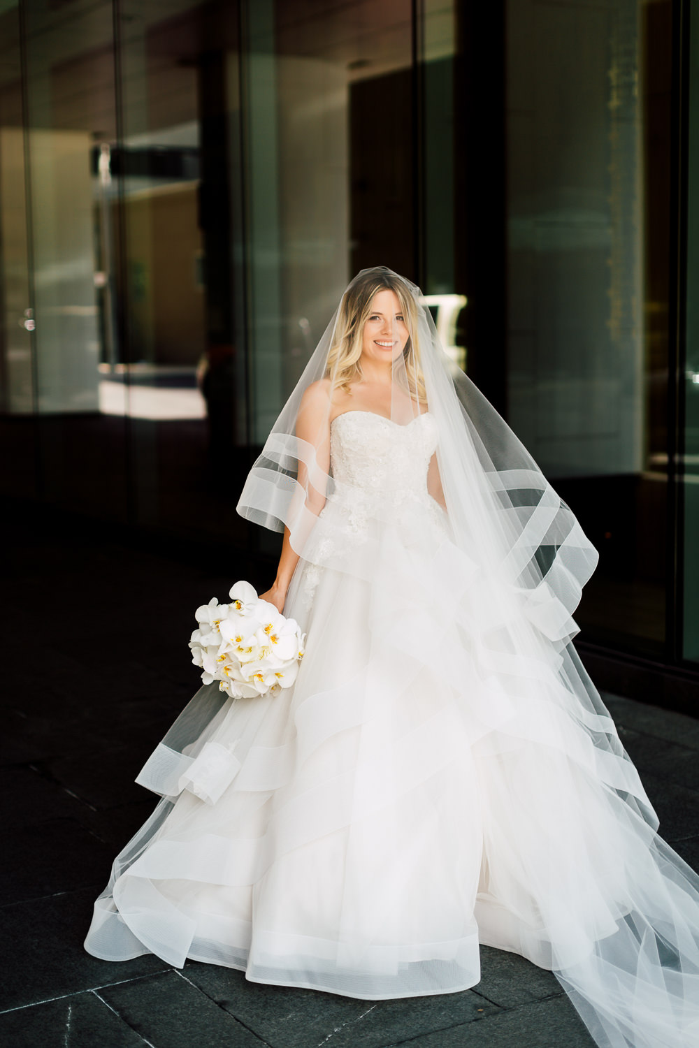 monique lhullier gown