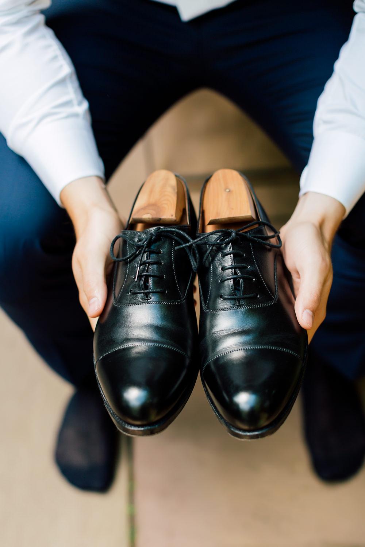 carmina groom shoes
