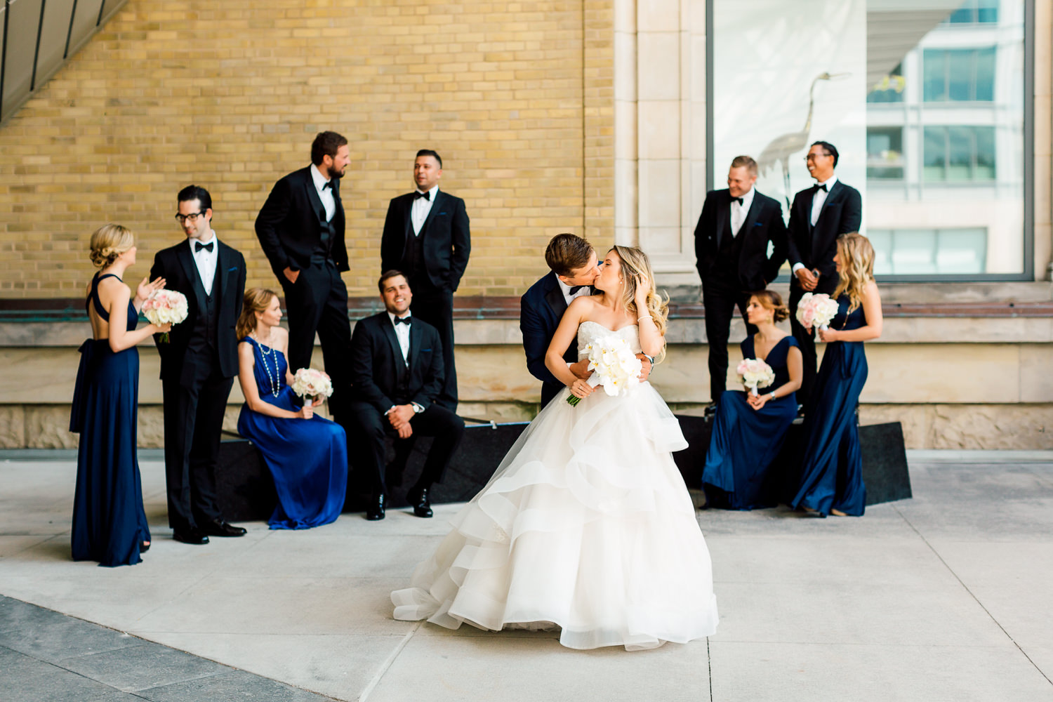 rom bridal party