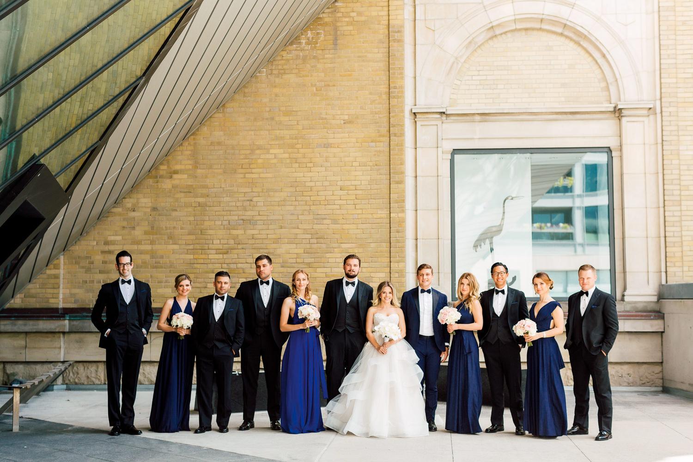 rom bridal party