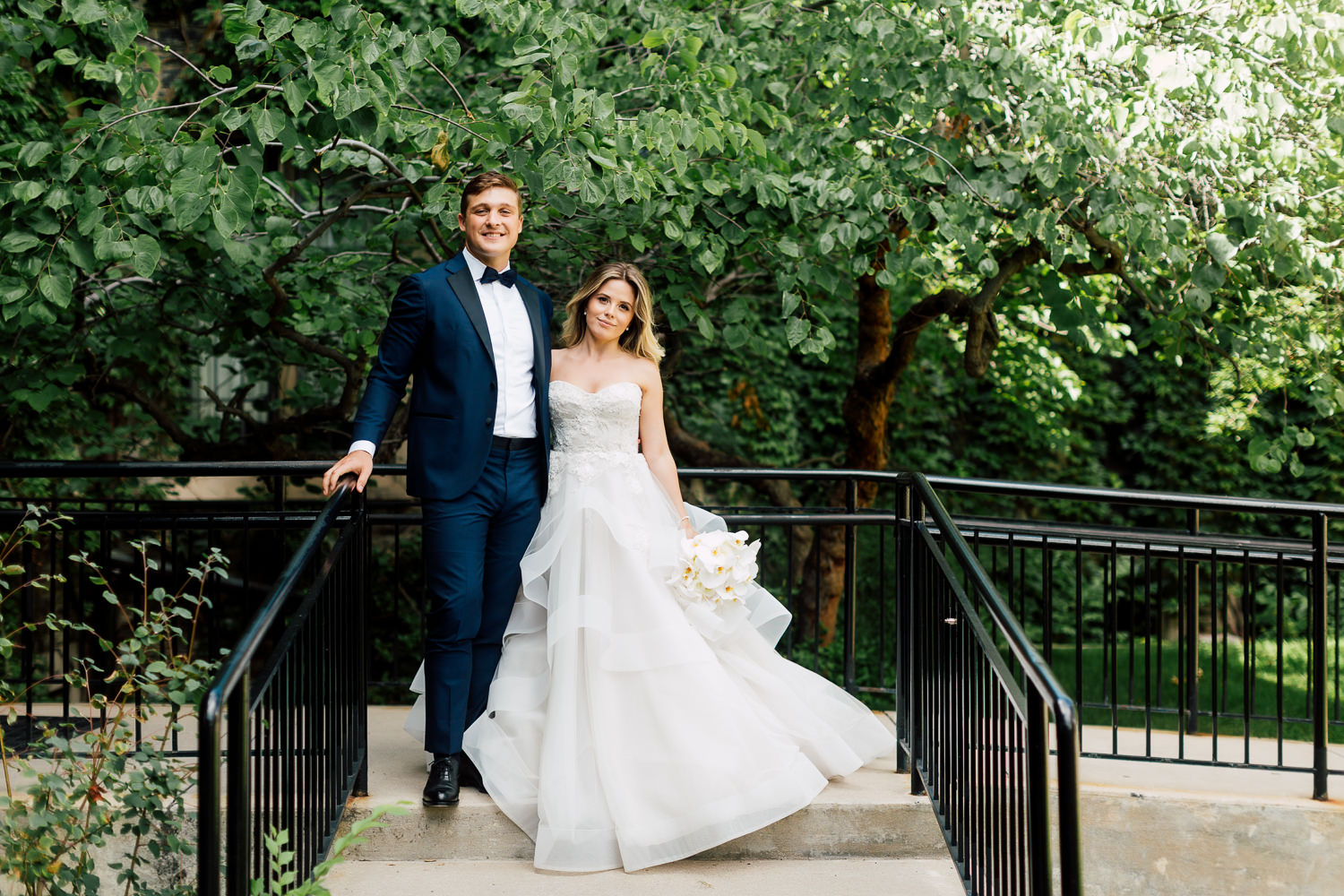 uoft wedding portraits