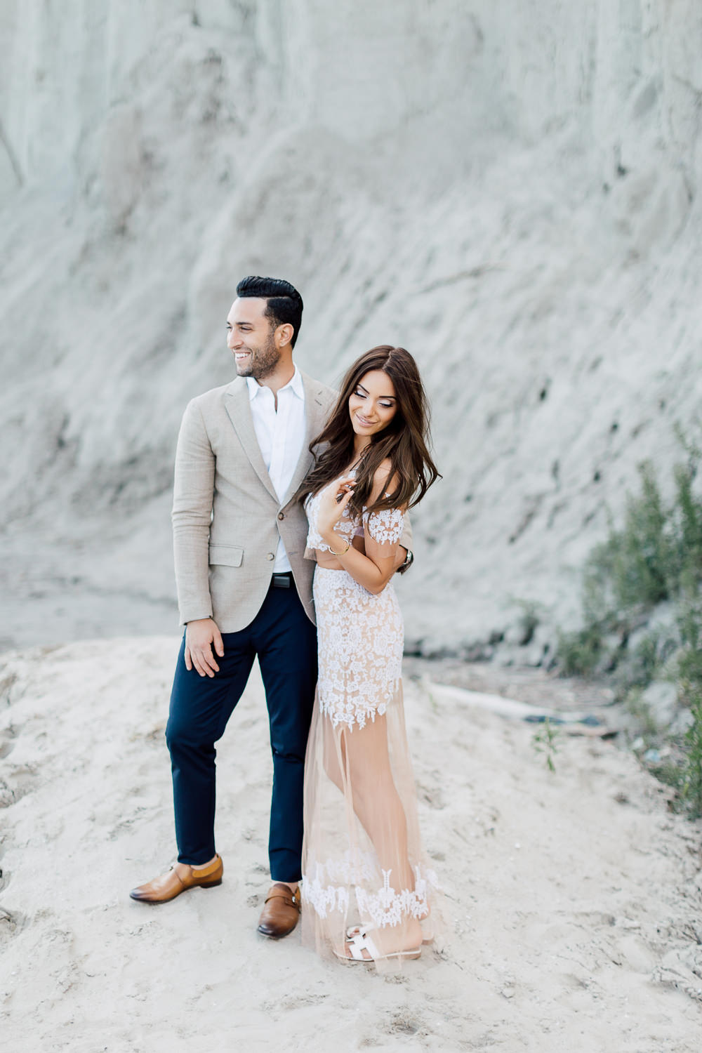 bluffs engagement shoot