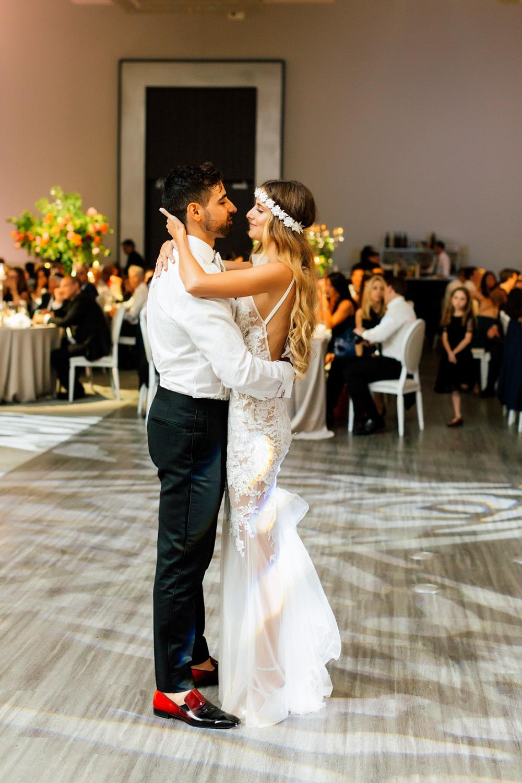 jewish reception first dance