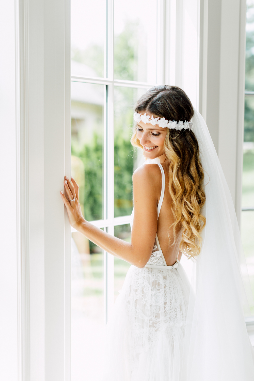 toronto bride portrait
