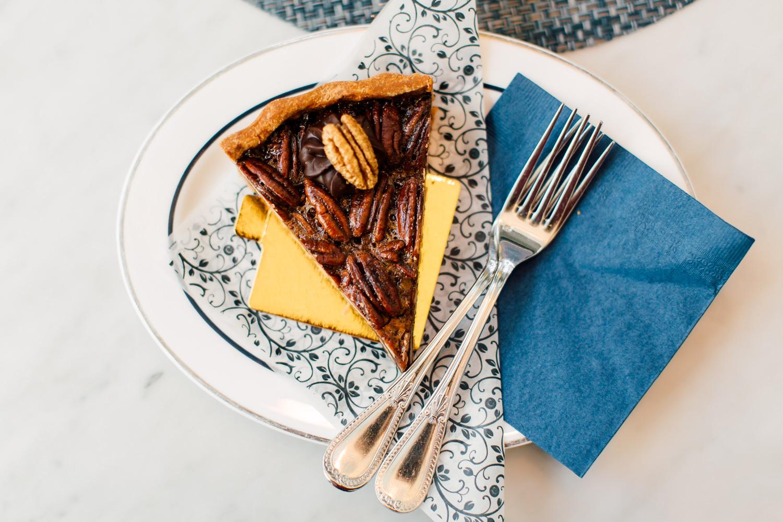Colette Grand Cafe cake