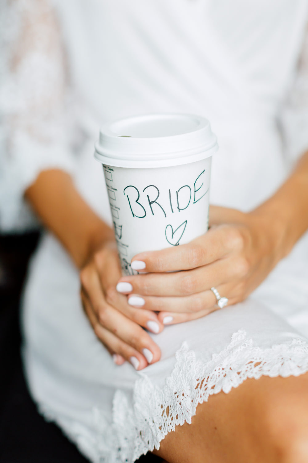 bride coffee