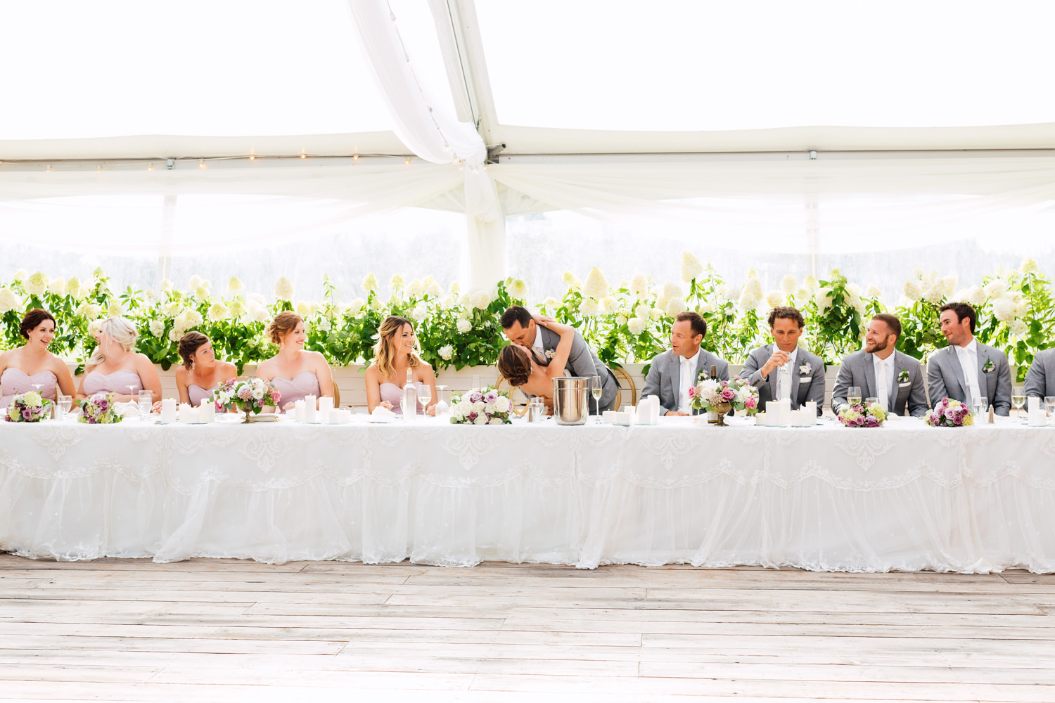 long head table