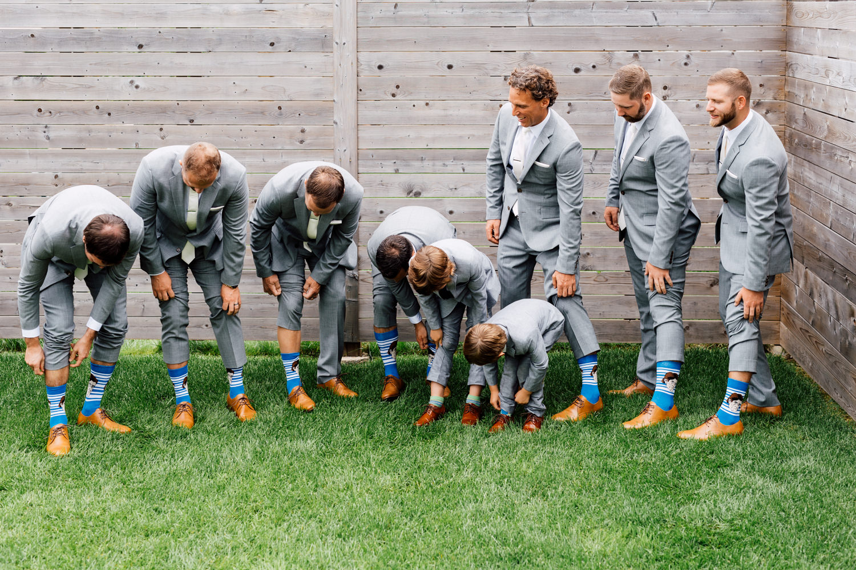 grooms men socks