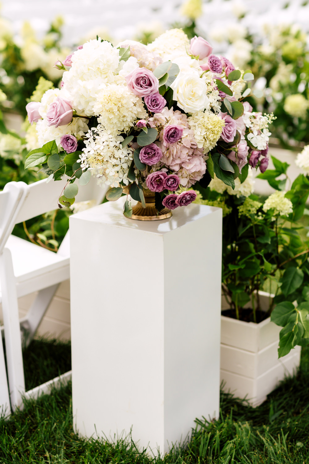 lush florals and events