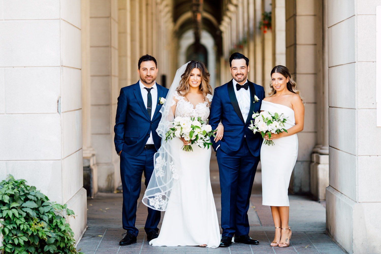 bridal party toronto