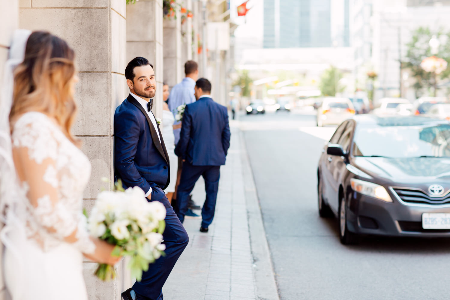 groom downtown toronto