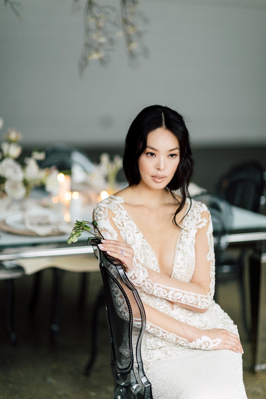 the look bridal makeup